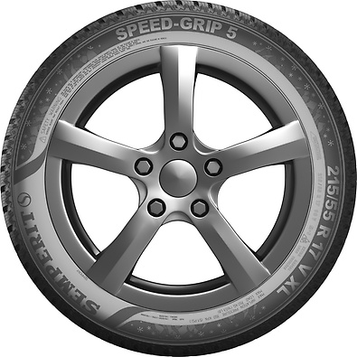 SPEED-GRIP 5 (car)